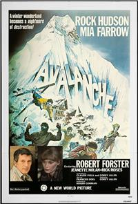 Avalanche (1978) 1080p Poster