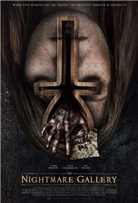 The Nightmare Gallery (2018) 1080p Poster