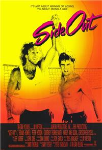 Side Out (1990) Poster