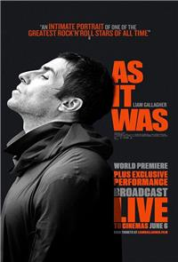 Liam Gallagher: As It Was (2019) Poster