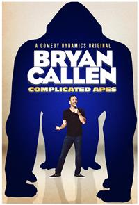 Bryan Callen: Complicated Apes (2019) 1080p Poster