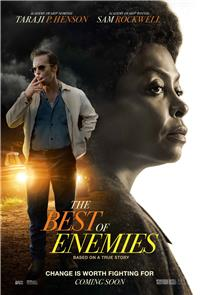 The Best of Enemies (2019) Poster