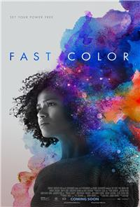 Fast Color (2019) Poster