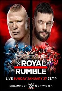 WWE Royal Rumble 2019 (2019) 1080p Poster