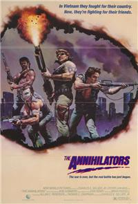The Annihilators (1985) 1080p Poster