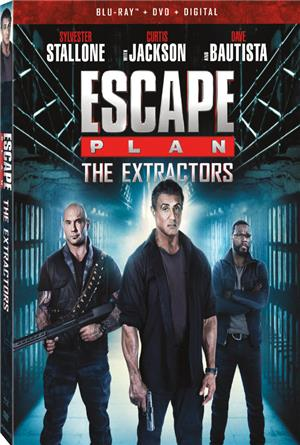 Escape Plan: The Extractors (2019) Poster