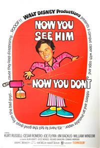 Now You See Him, Now You Don't (1972) 1080p Poster