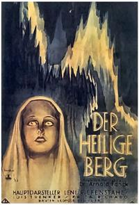 The Holy Mountain (1926) Poster