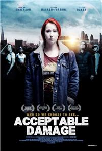 Acceptable Damage (2019) Poster