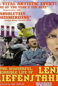 The Wonderful, Horrible Life of Leni Riefenstahl (1993) Poster