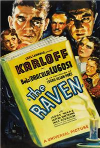 The Raven (1935) 1080p Poster