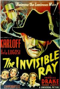 The Invisible Ray (1936) Poster