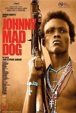 Johnny Mad Dog (2008) Poster