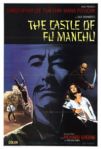 The Castle of Fu Manchu (1969) Poster