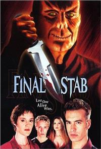 Final Stab (2001) Poster