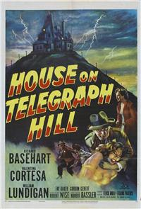The House on Telegraph Hill (1951) 1080p Poster