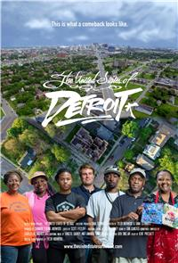 The United States of Detroit (2017) Poster