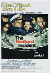 The Bedford Incident (1965) 1080p Poster