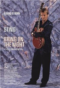 Bring on the Night (1985) Poster
