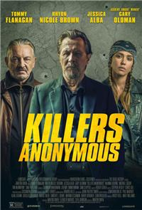 Killers Anonymous (2019) Poster