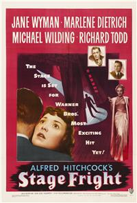 Stage Fright (1950) 1080p Poster
