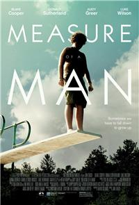 Measure of a Man (2018) Poster