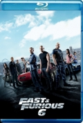 Fast and Furious 6 EXTENDED (2013) Poster