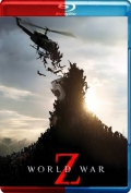 World War Z (2013) 3D Poster