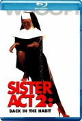 Sister Act 2 Back in the Habit (1993) Poster