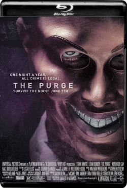 The Purge (2013) 1080p Poster
