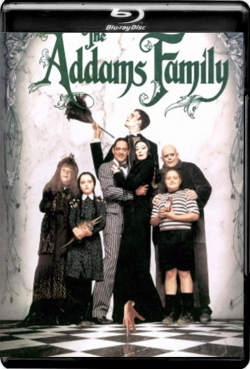 The Addams Family (1991) 1080p Poster