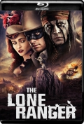 The Lone Ranger (2013) 1080p Poster