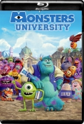 Monsters University (2013) 1080p Poster