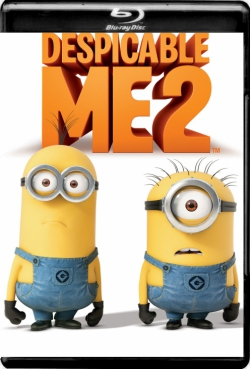 Despicable Me 2 (2013) 1080p Poster