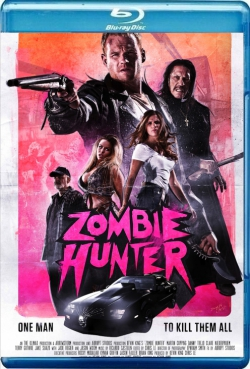 Zombie Hunter (2013) Poster