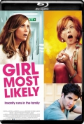 Girl Most Likely (2012) 1080p Poster