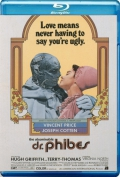 The Abominable Dr. Phibes (1971) Poster