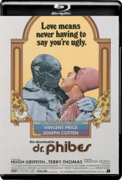 The Abominable Dr. Phibes (1971) 1080p Poster