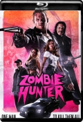 Zombie Hunter (2013) 1080p Poster