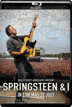 Springsteen and I (2013) 1080p Poster