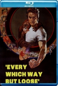 Every Which Way But Loose (1978) Poster