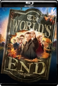 The World's End (2013) 1080p Poster