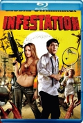 Infestation (2009) Poster