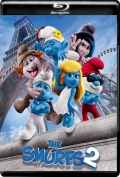 The Smurfs 2 (2013) 1080p Poster