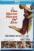 The Three Faces of Eve (1957) Poster