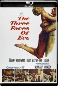 The Three Faces of Eve (1957) 1080p Poster