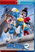 The Smurfs 2 (2013) 3D Poster