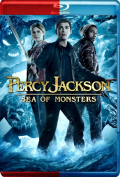 Percy Jackson: Sea of Monsters (2013) 3D Poster