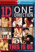 One Direction: This Is Us (2013) 3D Poster