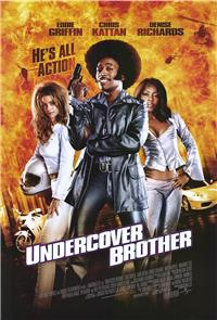 Undercover Brother (2002) 1080p Poster